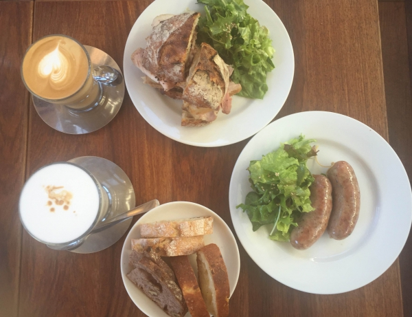 パンがおいしいレストラン・カフェ5選