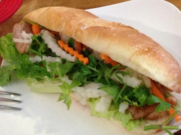 「& PANSTA」販売③ 「Sandwich World」(横浜・井土ヶ谷)