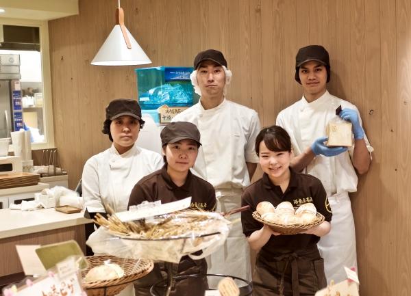 十勝とつながるパン 満寿屋商店東京本店(東京都目黒区)