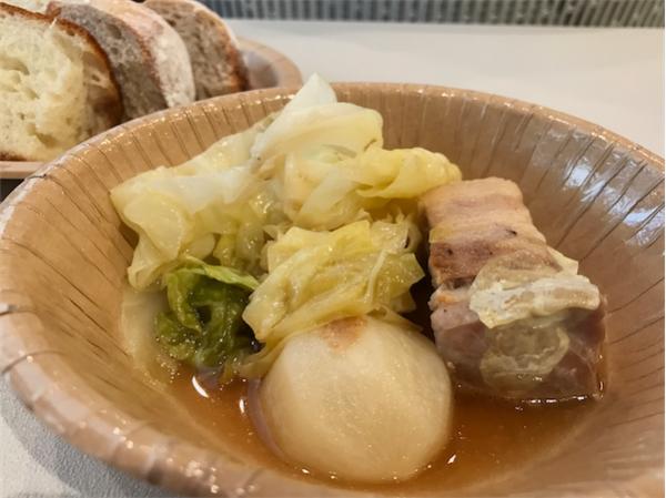 【イベントレポ】クオカ×新麦コレクション ワインのある12ヶ月 高橋雅子さんに教わる「バーミキュラで焼くカンパーニュとフォカッチャ」