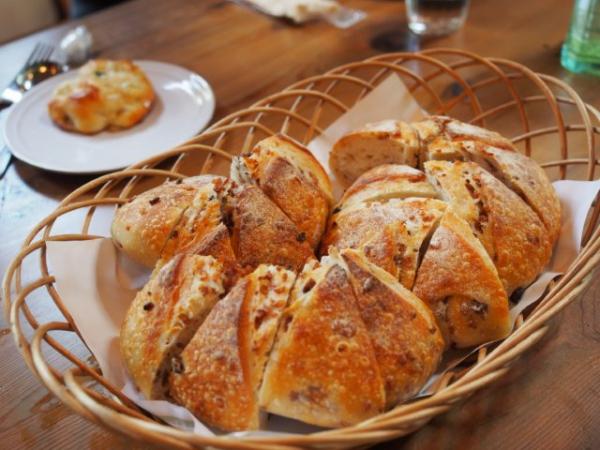 外deパン。夏の鎌倉パン女子会。