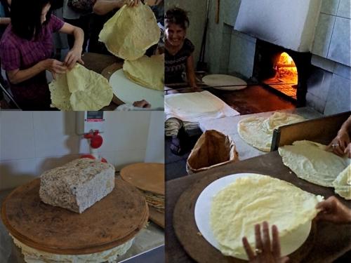 地中海に浮かぶ島 サルデーニャ島のパン