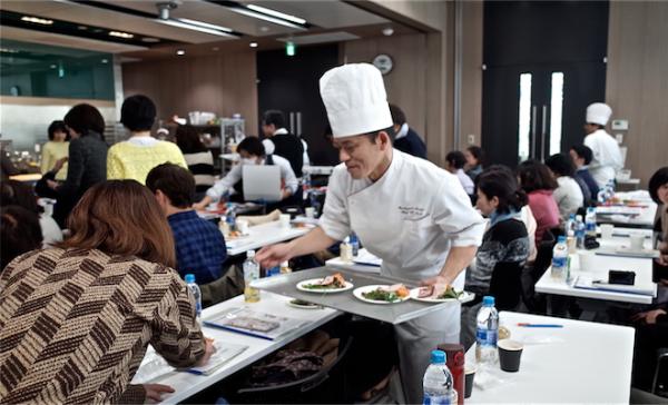 東日本大震災復興支援 第11回チャリティー製パン講習会