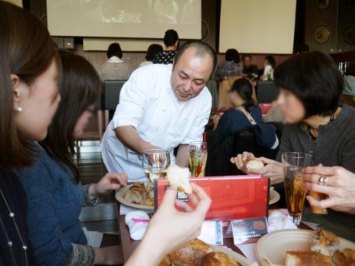 「お台場 春の利きバゲット祭り2」が開催された。