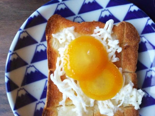 簡単ひと手間「田の字切り」でトーストがよりおいしく!